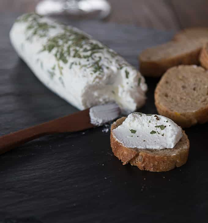 types of goat cheese